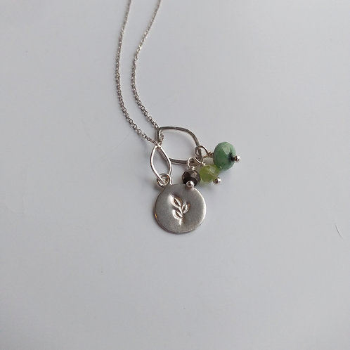 Multi-way Charm Necklace