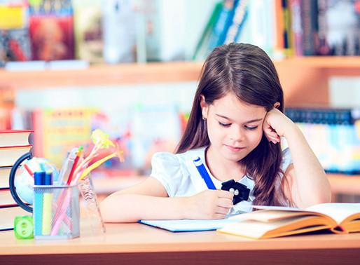 As notas escolares não devem ser o cartão de apresentação do seu filho!