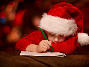 Uma carta ao Pai Natal