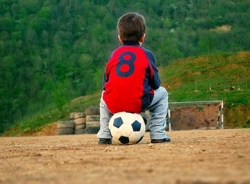 É urgente deixar que as crianças sintam o sabor da derrota!