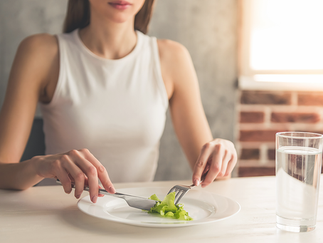 Admitting I had an Eating Disorder and How I Overcame it