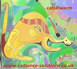 cats R warm art