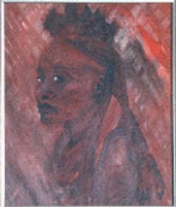 africanwomannoframe