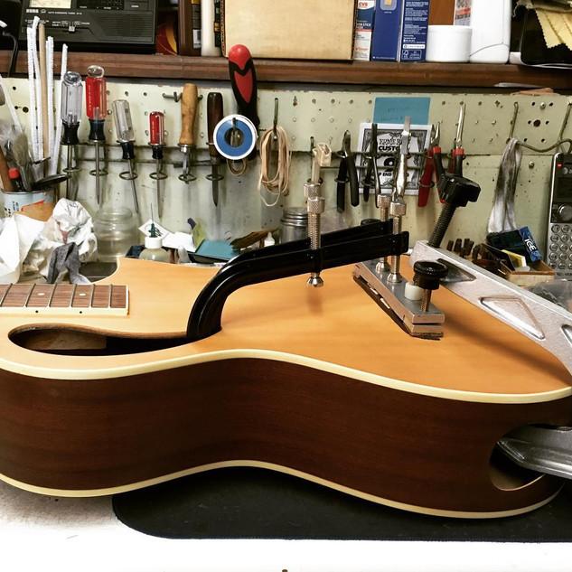 Acoustic Guitar Repair