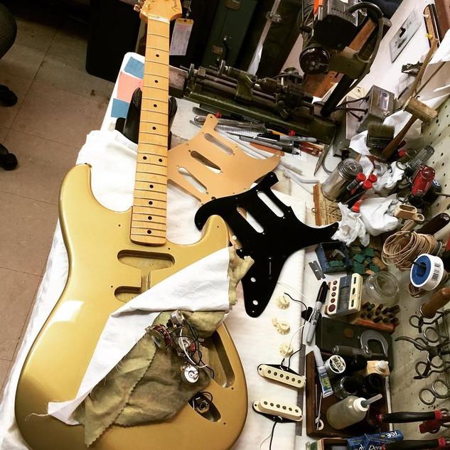 Stratocaster Set-up