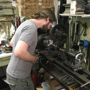 Repair Tech Patrick At Work