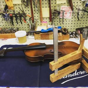 Vintage Violin Repair