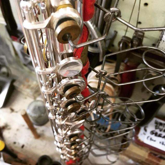 Gemeinhardt Flute repad