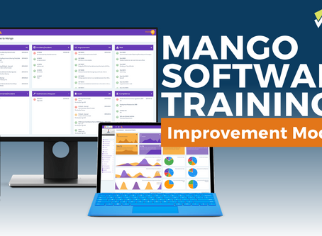 Mango Training - Improvement Module