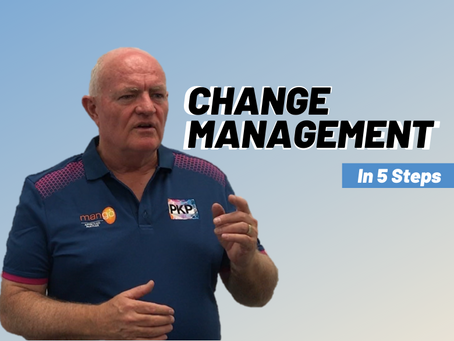 Change Management - In 5 Simple Steps