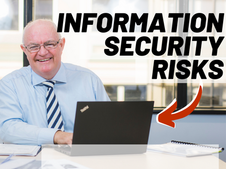 How to Manage Information Security Risks