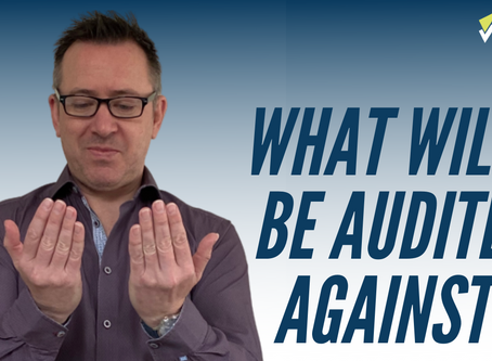 Handling an External Audit and What You Show the Auditor