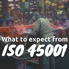 WHAT TO EXPECT FROM ISO 45001:2018
