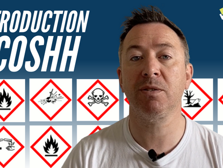 Introduction to COSHH