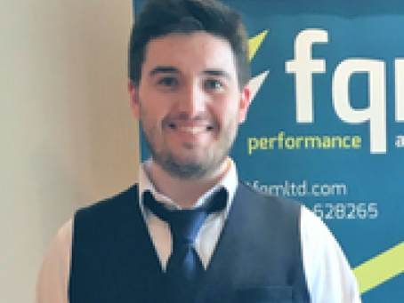 ROBBIE CAIRNS - MY JOURNEY SO FAR AT FQM LTD
