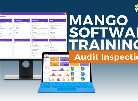 Mango Training - Audit Inspection Module