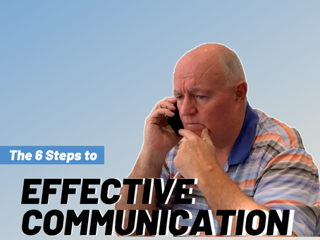 The 6 Steps to Effective Communication within your organisation