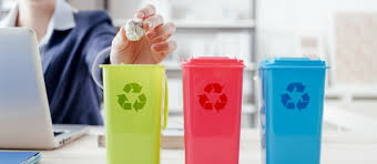 5 Top Tips to reduce waste in the workplace