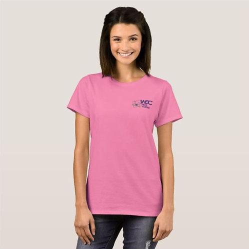 WEC Fans Forum T-Shirt - Womens