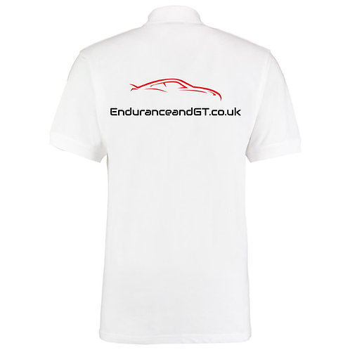 Endurance & GT and SCW Polo Shirt