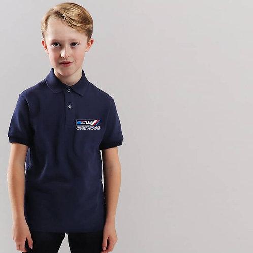 Polo Shirt - Dark Clothing - Children