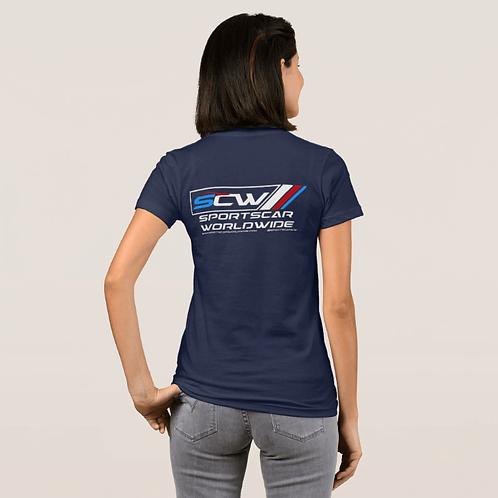 T-Shirt - Dark Clothing - Womens