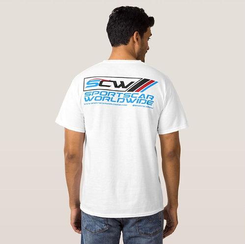 T-Shirt - SPONSOR - BLUE LOGO