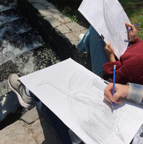 Drawing in Nature - At Water's Edge.jpeg