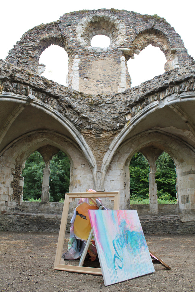 Painting as Ruin