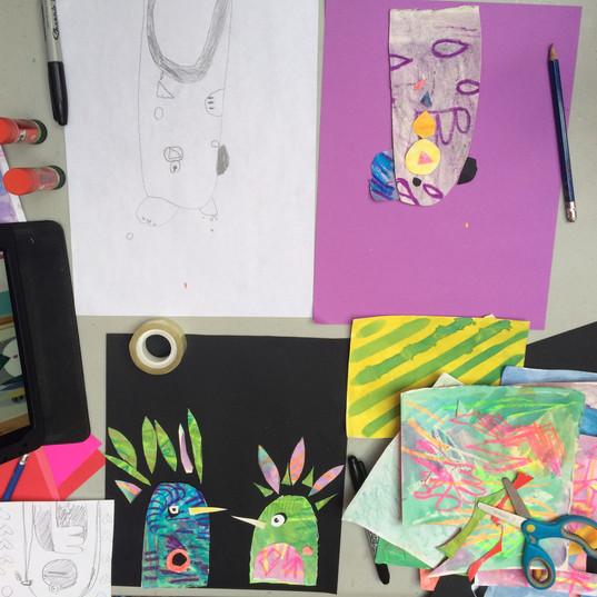 Art Class with Anna