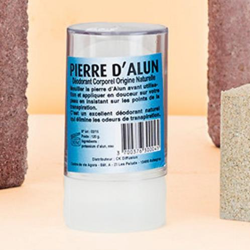 Déodorant pierre d'Alun