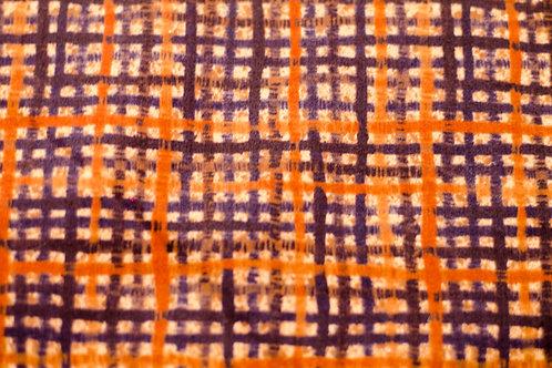 Grids Orange/Gold