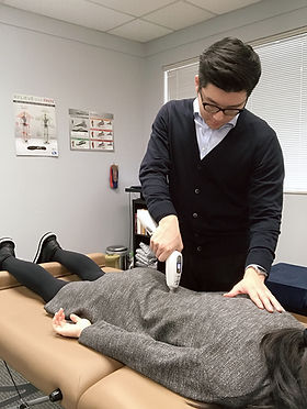 RYNK Chiropractic Activator Spinal Adjustment