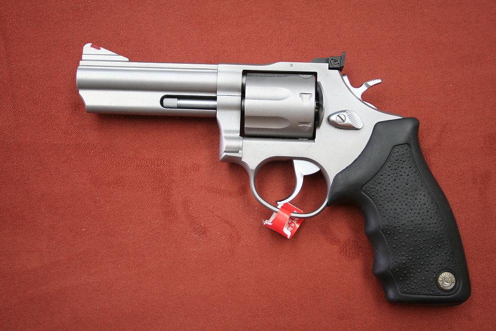 *New* Taurus  357, 7 Shot | on-target-shooting