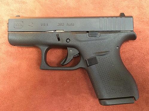*NEW* Glock 42  380 6+1 | on-target-shooting