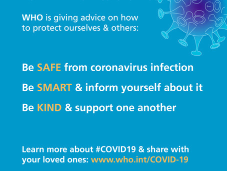 Coronavirus COVID-19 - What are the Facts?