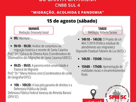 2º Encontro Regional do SPM de SC acontece no dia 15 de agosto