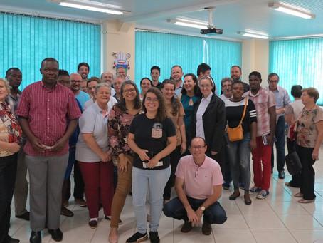 SPM-SC se reúne em Chapecó para debater Migração e o combate ao Tráfico de Pessoas