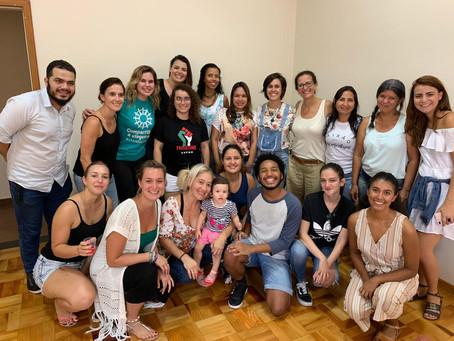 Parceria entre UFSC, Cáritas e SPM SC promove aula sobre extensão curricular em migração e refúgio