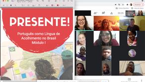 Segunda turma do ano de português para imigrantes é concluída