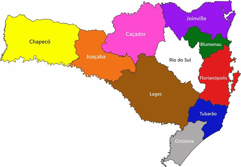 Dioceses da região sul 4