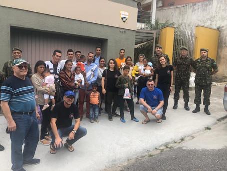Abertura da Casa do Migrante Scalabrini em Florianópolis/SC