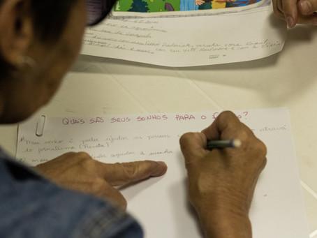 Aulas de português como espaço de afeto: experiência docente na Pastoral do Migrante