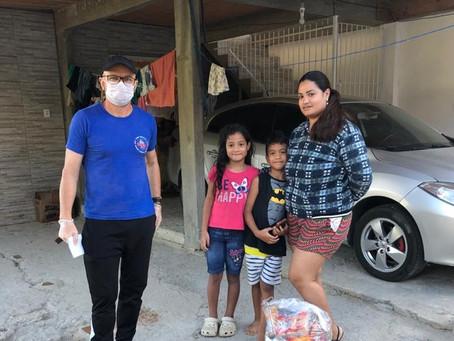Pandemia e acolhida aos migrantes em Florianópolis