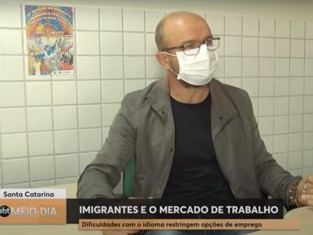 Imigrantes em Santa Catarina e o mercado de trabalho