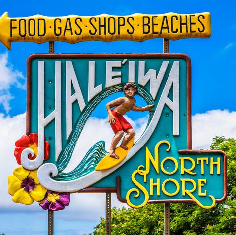 Historical Haleiwa Town
