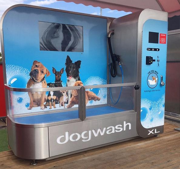 Dog Wash St Cyr sur Mer