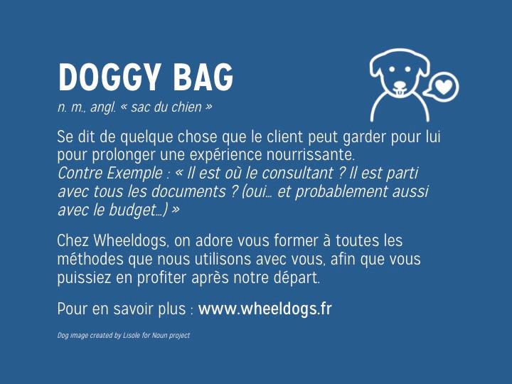 Wheeldogs : que reste-t-il après le départ d'un consultant ?