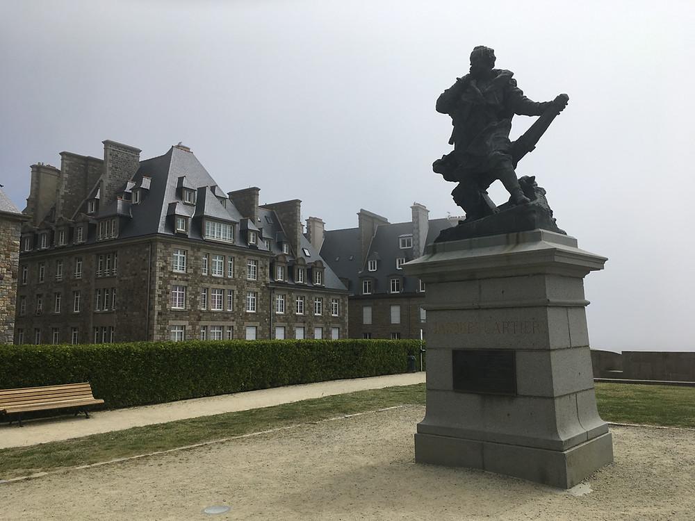Saint-Malo, terre d'exploration