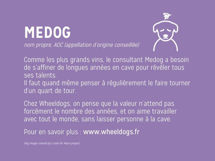 Wheeldogs : la valeur d'attend pas le nombre des années de conseil